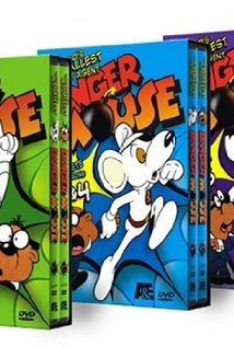 Watch Danger Mouse Online